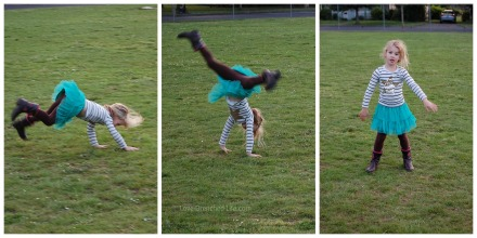3 cartwheel