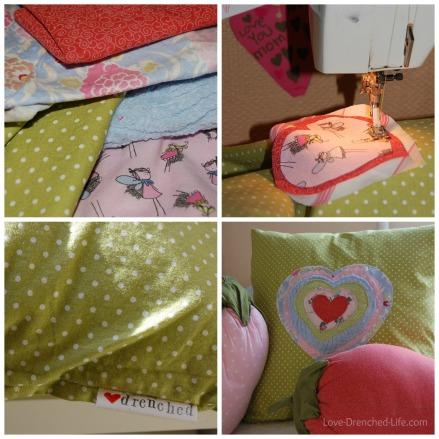 Anna's pillow