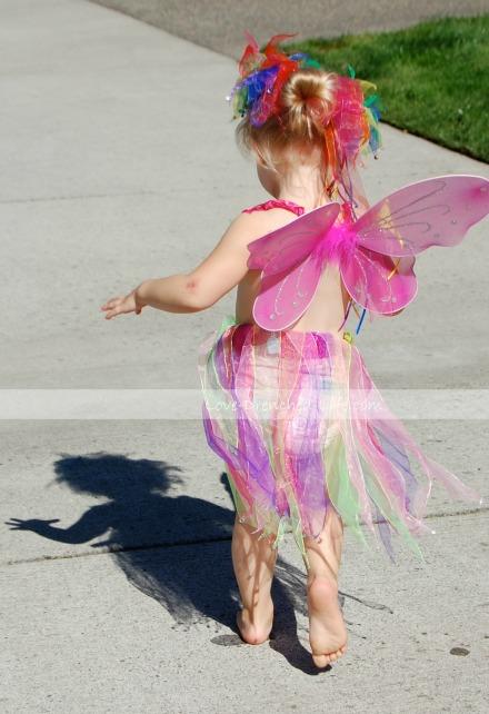 anna fairy standing