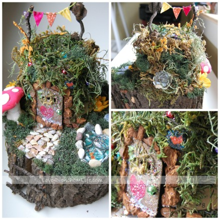 fairy house camp