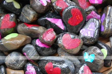 love rocks 100