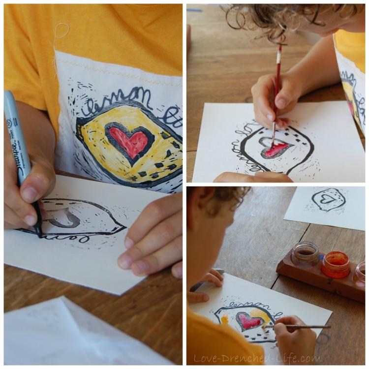 lemon love process