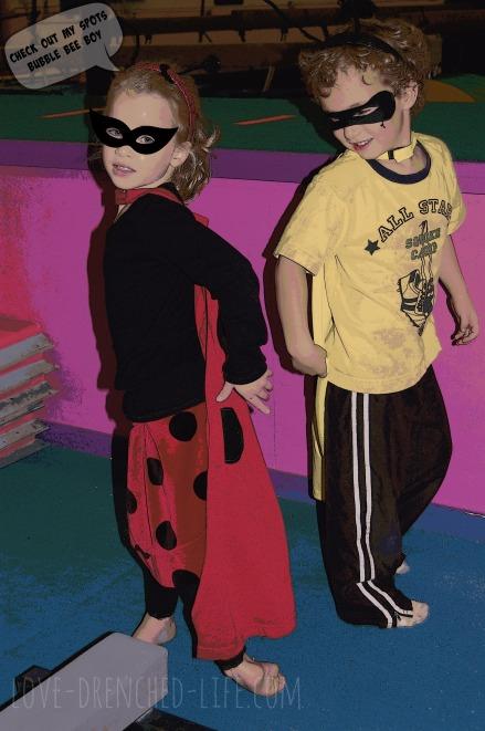 Anna and Rowan