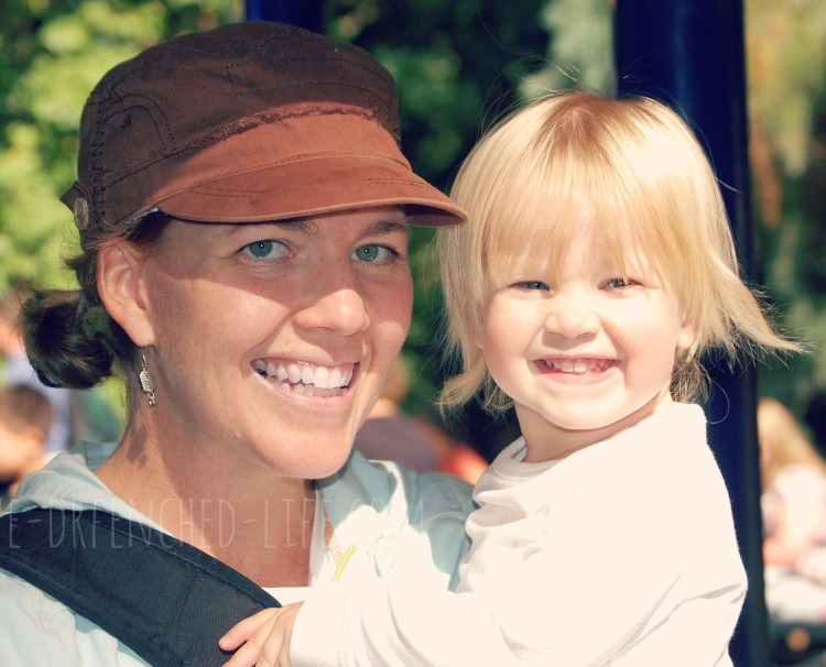 Anna and mama