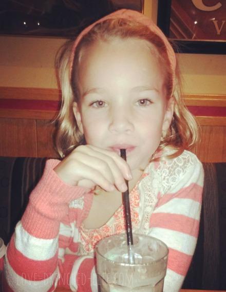 Anna milkshake