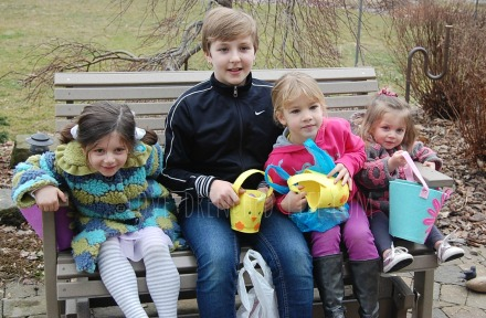 Easter Ohio